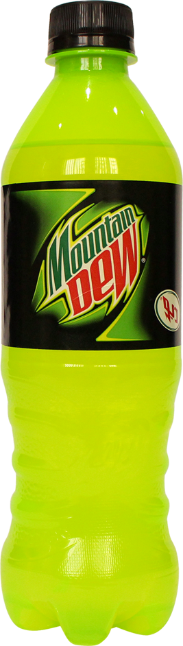 Mountain Dew 500 ml Pet