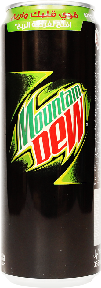 Mountain Dew 355 ml Can