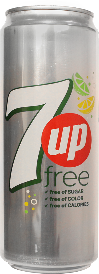 7up 355 ml Can