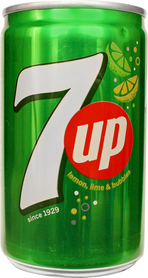 7up 150 ml Can