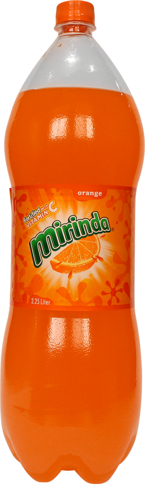 Mirinda Orange 2.25 ltr Pet