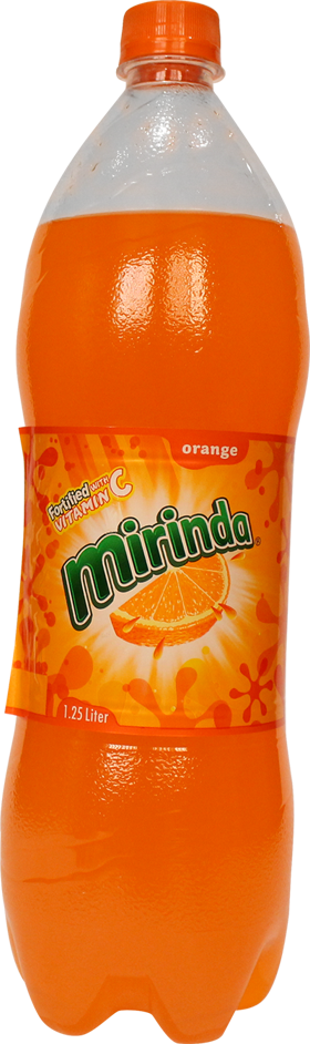 Mirinda Orange 1.25 ltr Pet