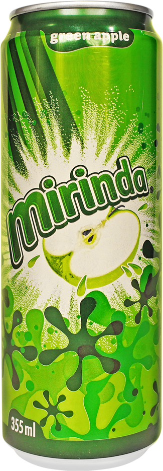 Mirinda Green Apple 355 ml Can