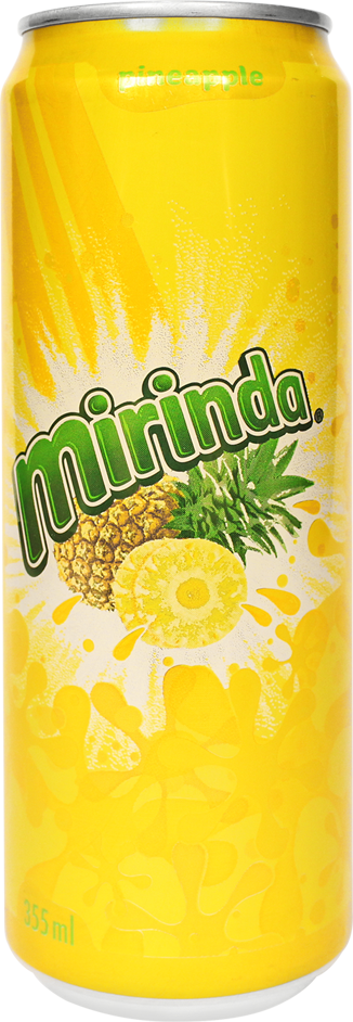 Mirinda Pineapple 355 ml Can
