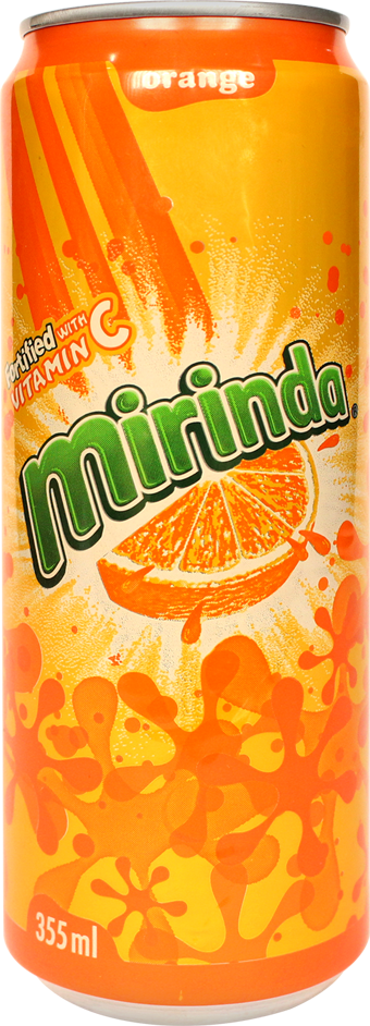 Mirinda Orange 355 ml Can