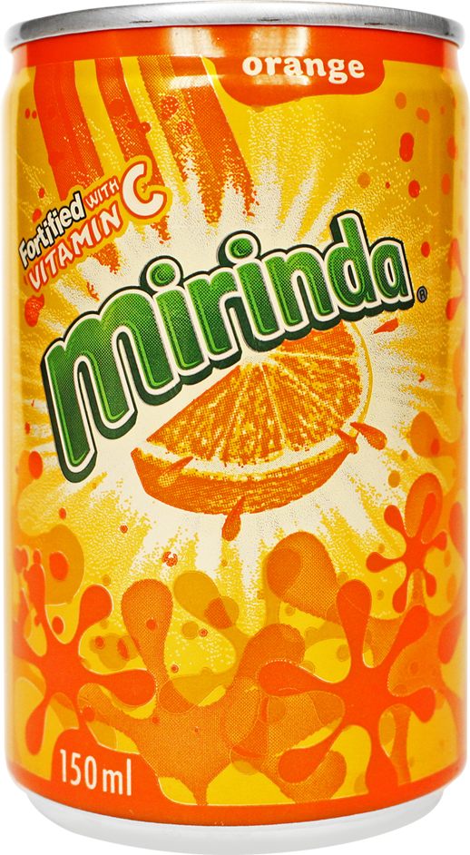 Mirinda Orange 150 ml Can
