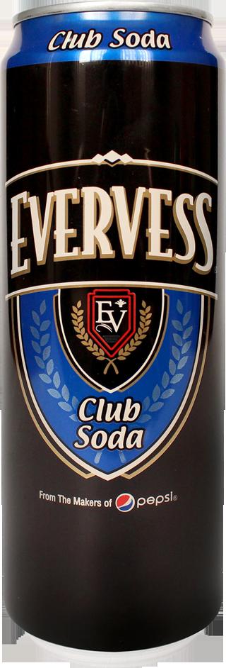 Club Soda 355 ml Can