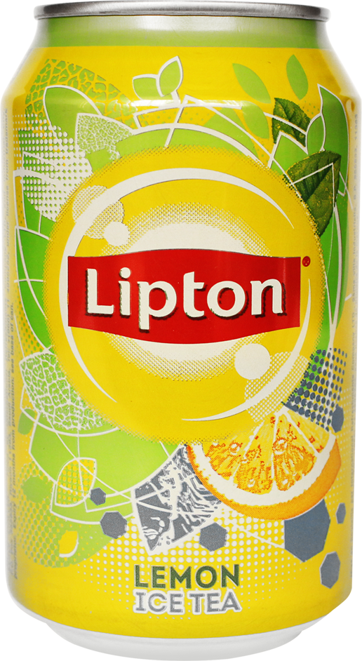 Lipton Ice Tea-Lemon 330 ml Can