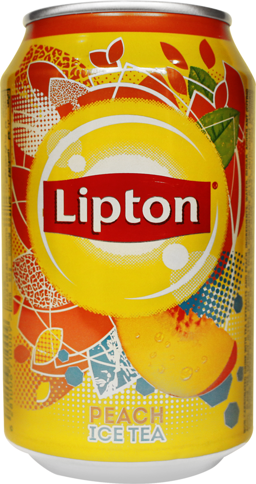 Lipton Ice Tea-Peach 330 ml Can