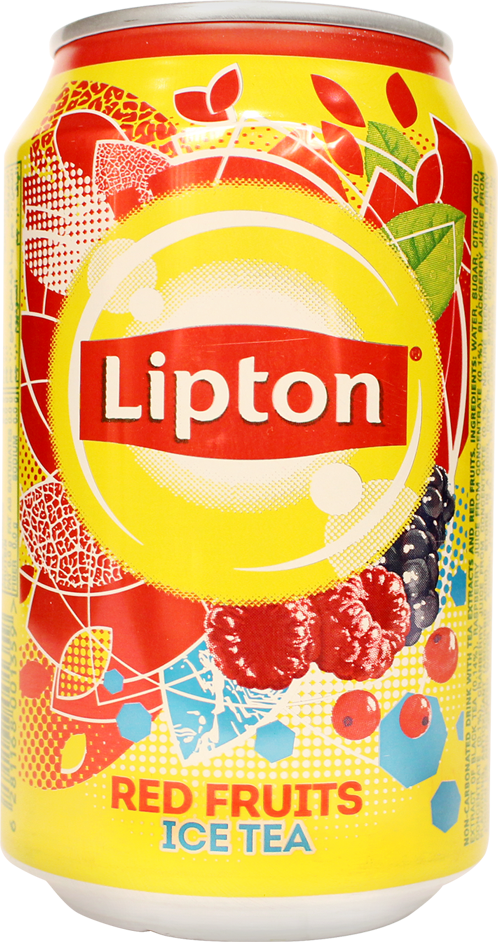 Lipton Ice Tea-Red Fruits 330 ml Can