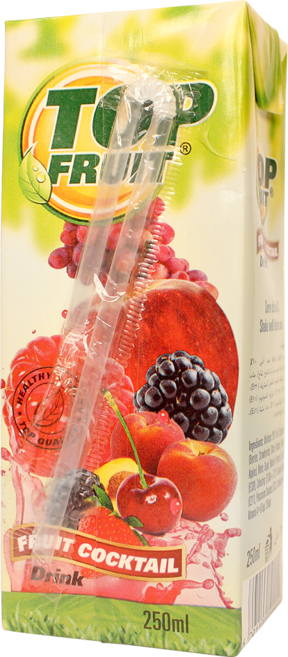 Top Fruit Cocktail 250 ml