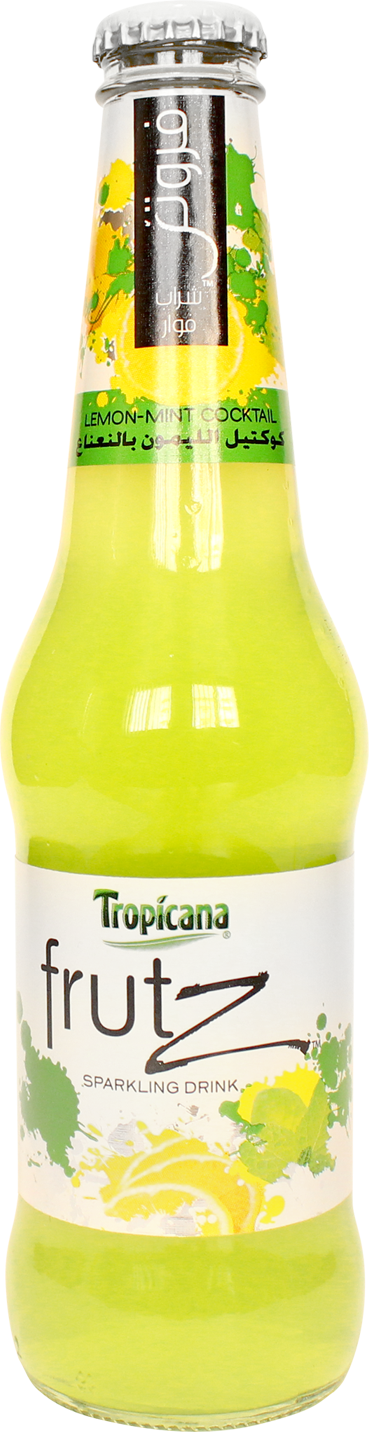 Lemon Mint Cocktail 250ml