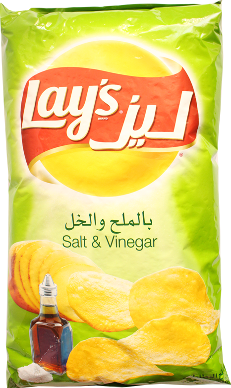 Lays Salt And Vinegar 170g