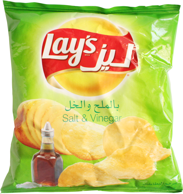 Lays Salt And Vinegar 40g