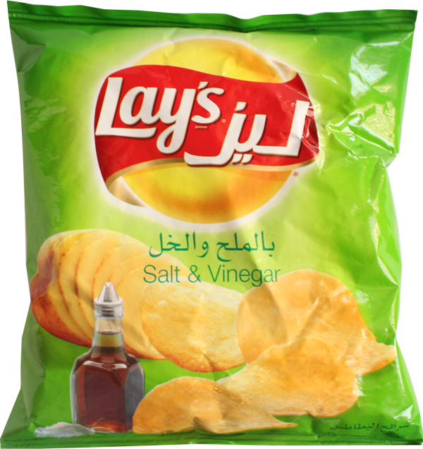 Lays Salt And Vinegar 14g