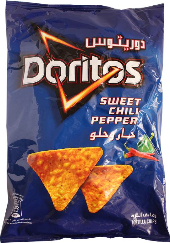 Doritos Sweet Chili Pepper 180g