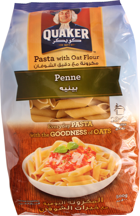 Pasta With Oat Flour-Penne 500g