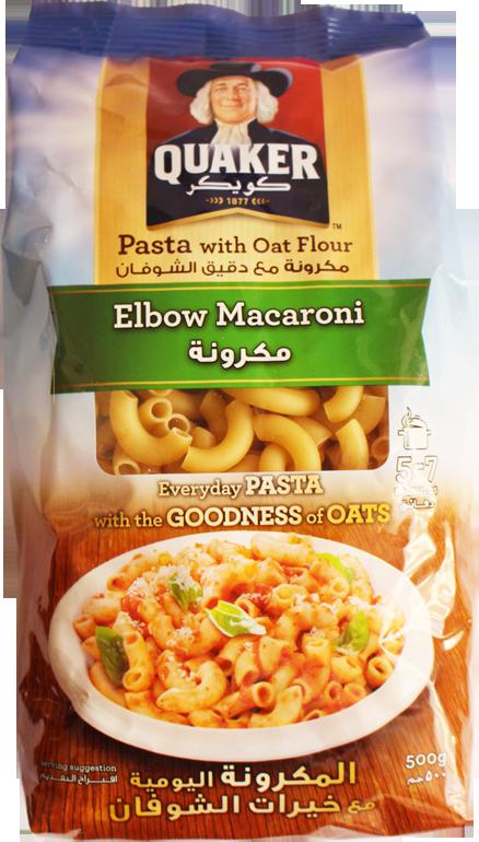 Pasta With Oat Flavour Elbow Macaroni 500g