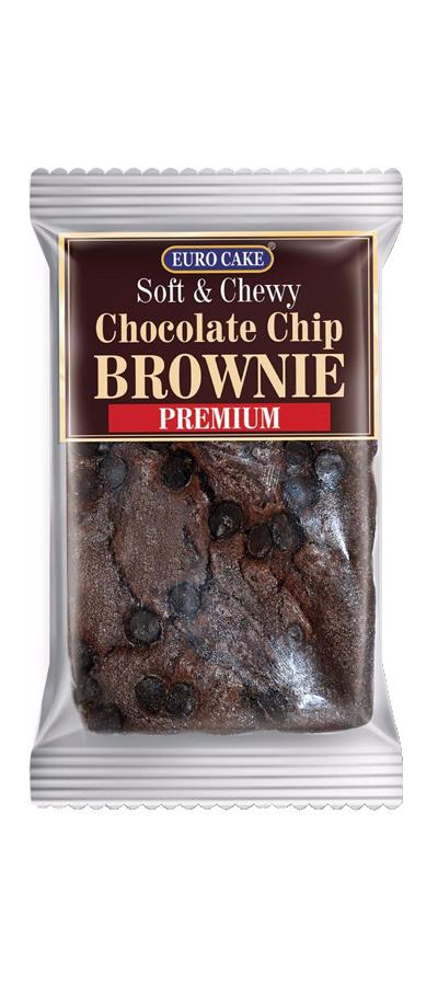 Chocolate Chip Bownie Premium