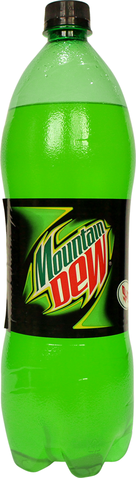 Mountain Dew 1.25 ltr Pet