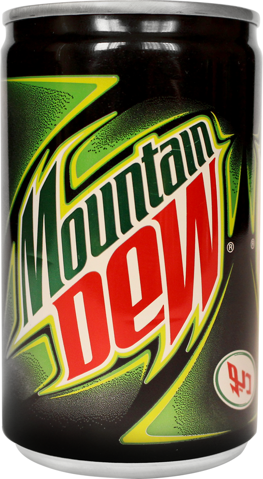 Mountain Dew 150 ml Can