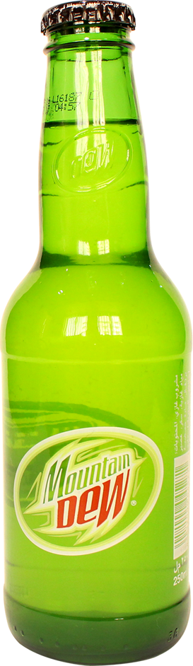 Mountain Dew 250 ml NRB