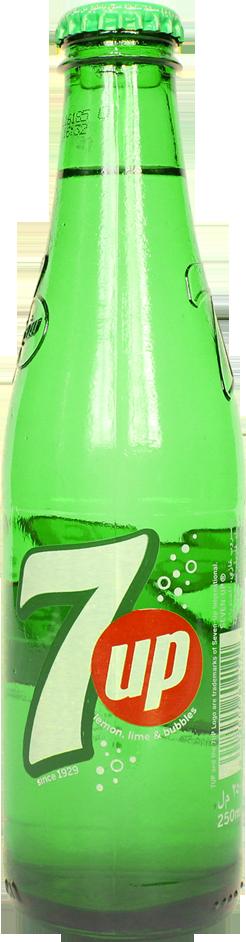 7up 250 ml NRB