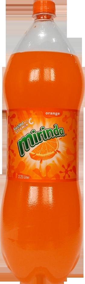 Mirinda Orange 2.25 ltr Pet