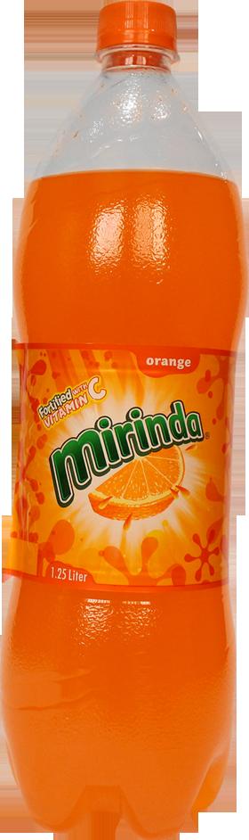 Mirinda Orange 1.25 ltr Pet