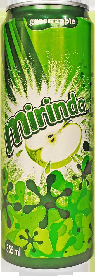 Mirinda Green Apple 330 ml Can