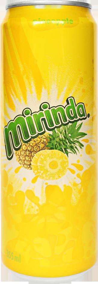 Mirinda Pineapple 330 ml Can