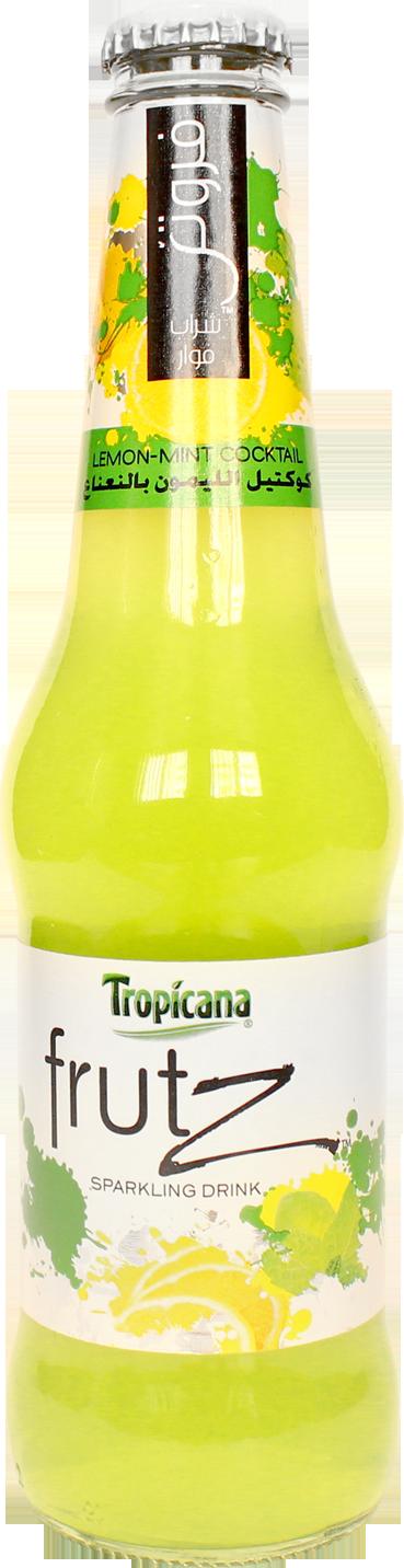 Lemon Mint Cocktail 250ml