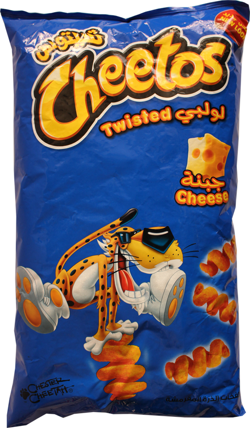 Cheetos Twisted Cheese 205g