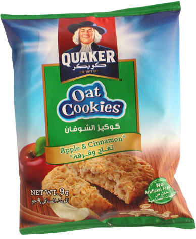 Oat Cookie-Apple And Cinnamon 9g