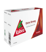Rabea Extra Strong Teabags 24x25