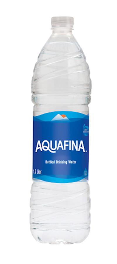 Aquafina 1.5 ltr