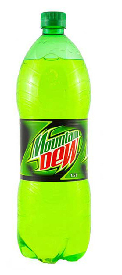 Mountain Dew 1 ltr Pet