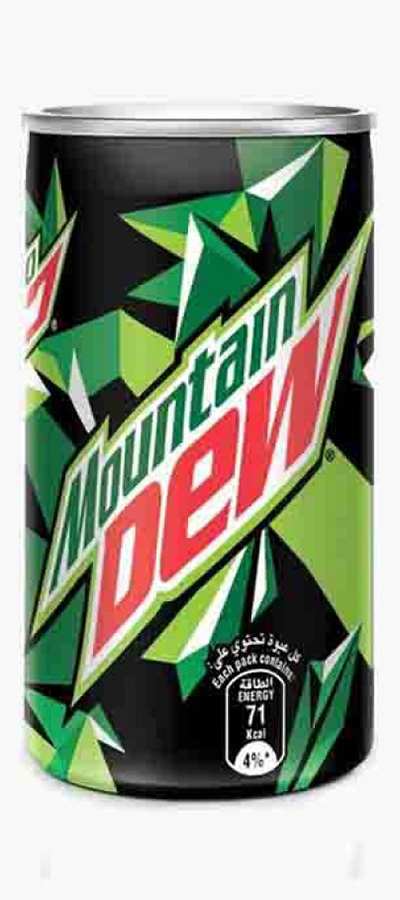 Mountain Dew 145 ml Can