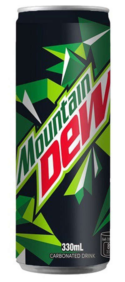 Mountain Dew 325 ml Can